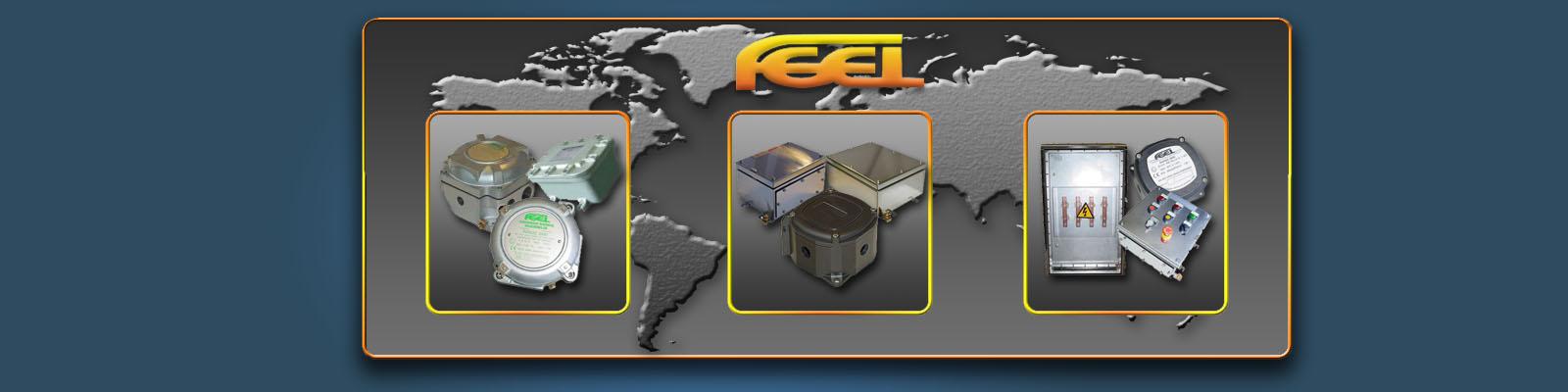 Flameproof Electrical Enclosures Ltd – FEEL